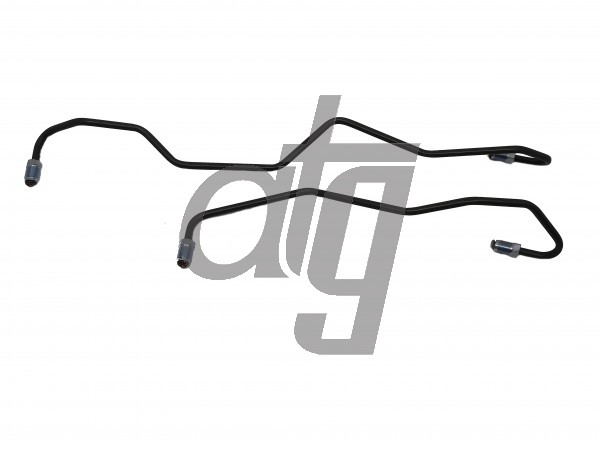 Power steering rack hard lines (tubes)<br><br>NISSAN Maxima (A33) 2000-2008<br> INFINITY I II 2000-2004<br><br>