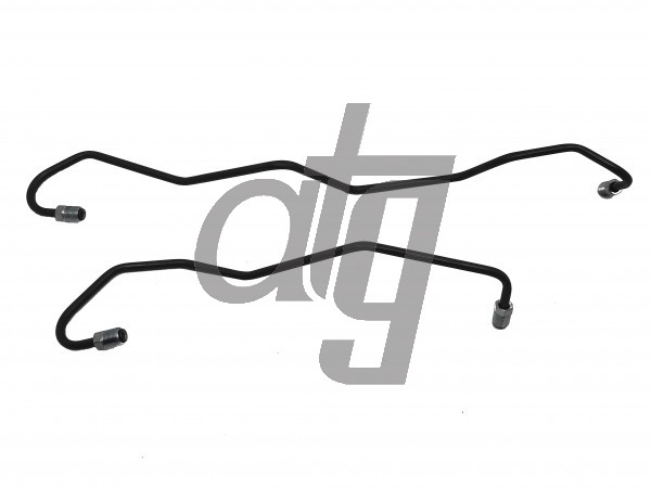 Power steering rack hard lines (tubes)<br><br>Nissan Maxima (J32) 1995-2000<br> Infiniti QX 1995-2000<br><br>