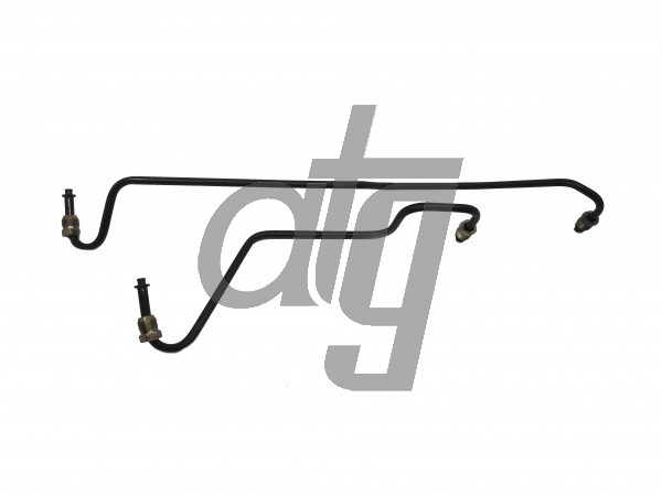 Power steering rack hard lines (tubes)<br><br>Toyota Camry (ACV30,31) 2001-2006<br><br>