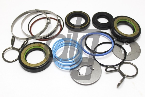 Steering rack repair kit<br><br>LEXUS GS300 1997-2005<br> LEXUS GS400 1997-2005<br> LEXUS GS430 1997-2005<br><br>