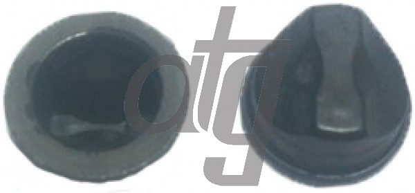 Steering rack valve<br><br>9 mm<br><br>