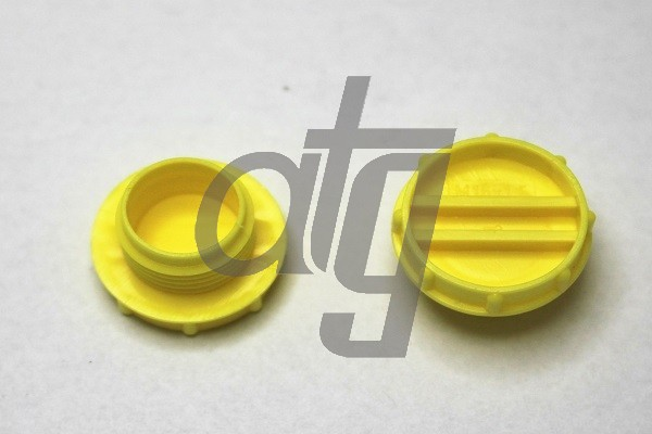 Plastic plug (with screw)<br><br>16/1.5<br><br>