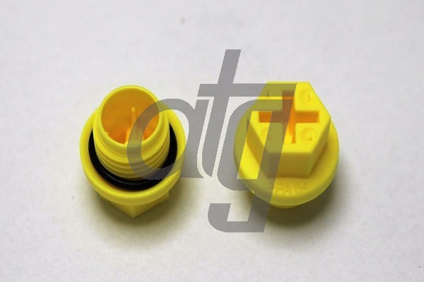 Plastic plug (with screw)<br><br>14/1.5<br><br>