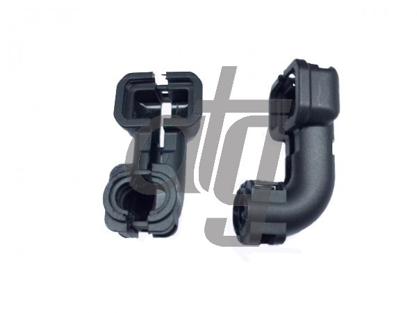 Protective cover for electric steering rack<br><br>MERCEDES E-class (W212, S212, C207) 2009-, RWD<br><br>