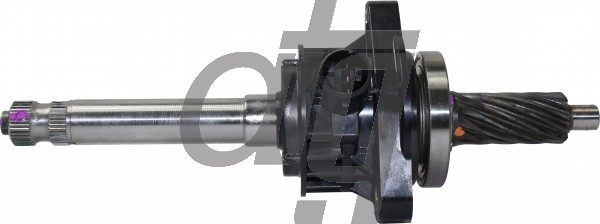 Pinion with sensor<br><br>MAZDA 6 2007-<br><br>