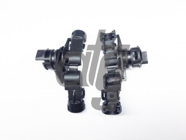 Protective cover for electric steering rack<br><br>AUDI A4 2011-<br> AUDI A4 allroad 2012-<br> AUDI A5 2011-<br><br>