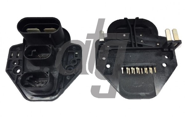 Electric steering rack control unit connector<br><br>MERCEDES E-Class 2017-<br><br>