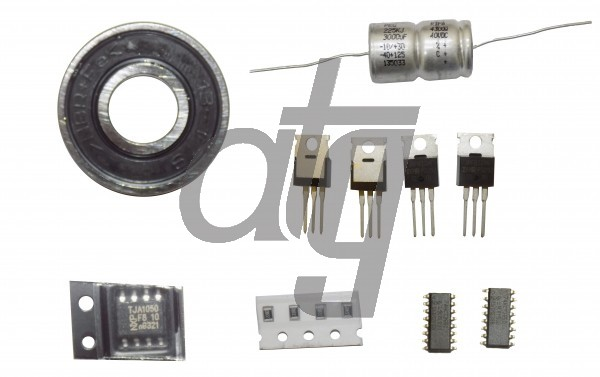 Repair kit for EHPS pump<br><br>FORD Focus II (TRW)<br><br>