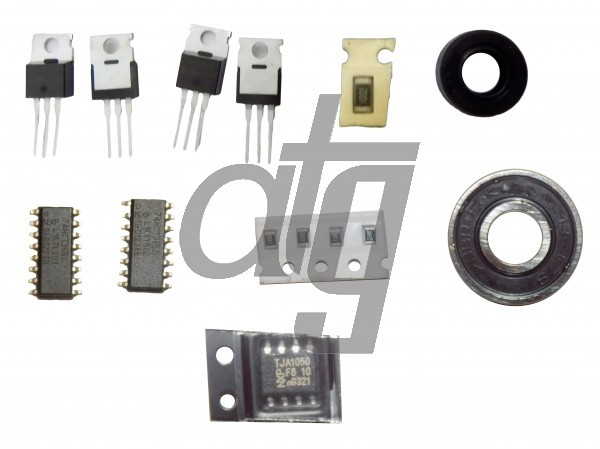 Repair kit for EHPS pump<br><br>OPEL Vectra C 2002-2009, TRW<br> SAAB 9.3 2003-2010, TRW<br> OPEL Signum 2003-2008, TRW<br><br>