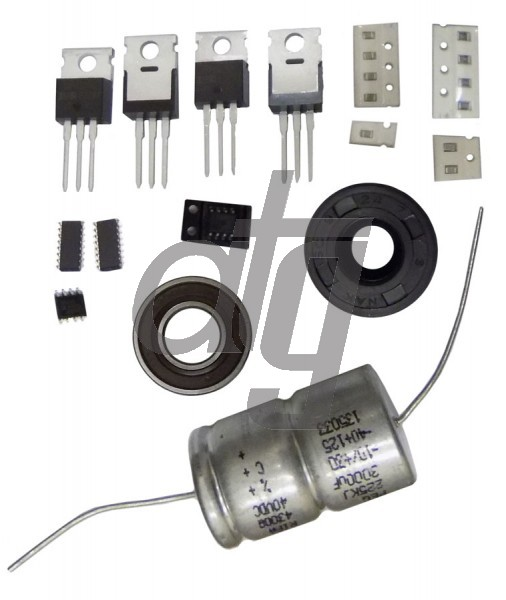 Repair kit for EHPS pump<br><br>OPEL Astra H (ZF)<br><br>