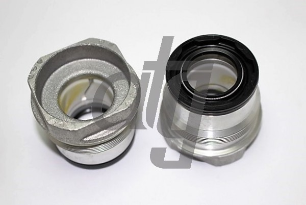 Piston rod guide<br><br>O23<br> KIA Picanto I 2004 -2011, TRW<br> 23*34,3/38,2*5/8,2  <br><br>
