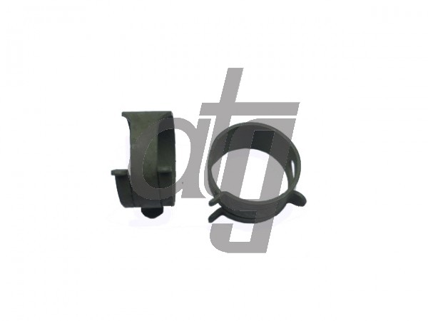 Steering rack clamp<br><br>16.6*1.1*9.7
