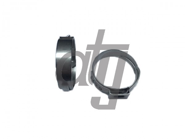 Steering rack clamp<br><br>25.6*0.7*7