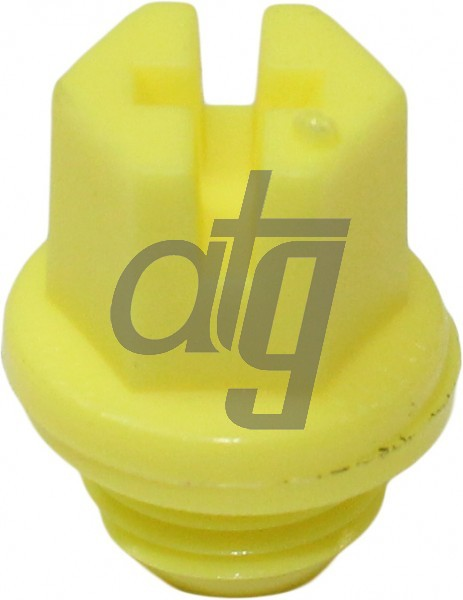 Plastic plug (with screw)<br><br>10/1<br><br>