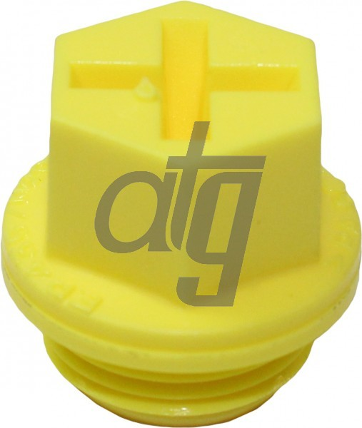 Plastic plug (with screw)<br><br>20/1.5<br><br>