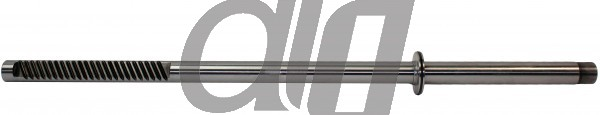 Steering rack bar<br><br>MERCEDES ML163 2001-2005<br> (L - 730, d1 - 28, n - 23)<br><br>