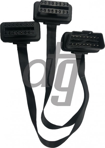 Coupler cable OBD2 16-pin