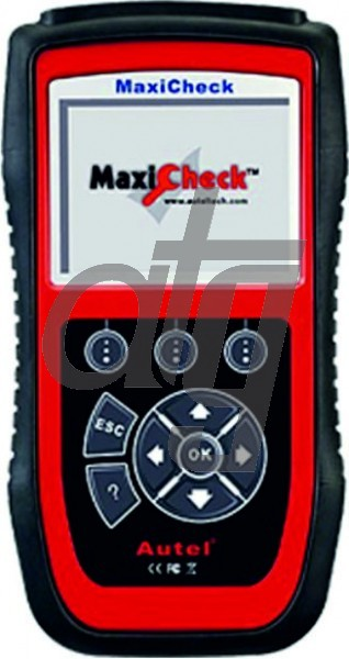 Tester for power steering systems<br><br>MaxiCheck Steering Angle Sensor Calibration