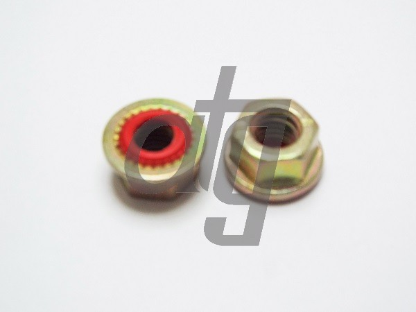 Steering rack nut<br><br>M8 x 1.25<br><br>
