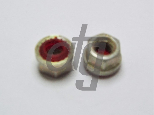 Steering rack nut<br><br>M6 x 1.5<br><br>