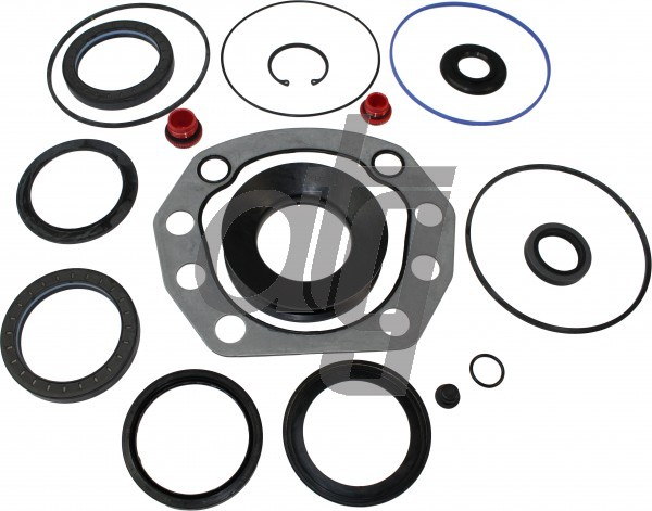 Steering box repair kit<br><br>SCANIA<br> VOLVO<br> DAF<br> (TRW) series TAS85<br><br>