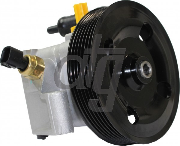 Steering pump<br><br>FORD C-max I 2003-2010<br> FORD Focus II 1,4i/1,6iL 2004-2008<br> VOLVO C30 I 2006-2010<br> VOLVO S40 II 2003-2007<br> VOLVO V50 1.6i 2005-2010<br><br>