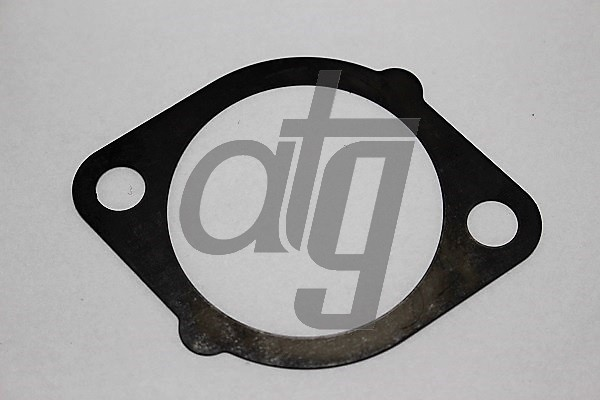 Steering box gasket<br><br>Hyundai Accent/Verna O48,7mm 2 holes 9 mm<br><br>